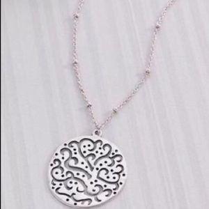Silpada Jewelry - Silpada A Cut Above Sterling Silver Necklace N2328